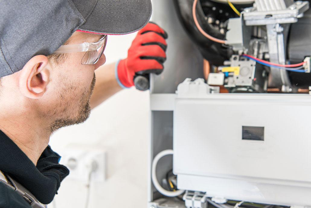 Technician Oil to Natural Gas Conversions