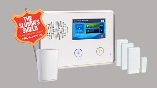 Slomins Free Alarm System Bundle