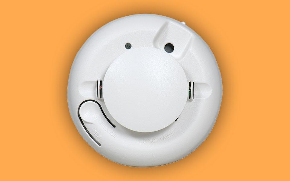 slomins smoke detector image