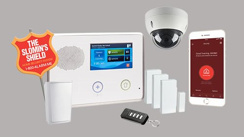 Customized alarm system preview